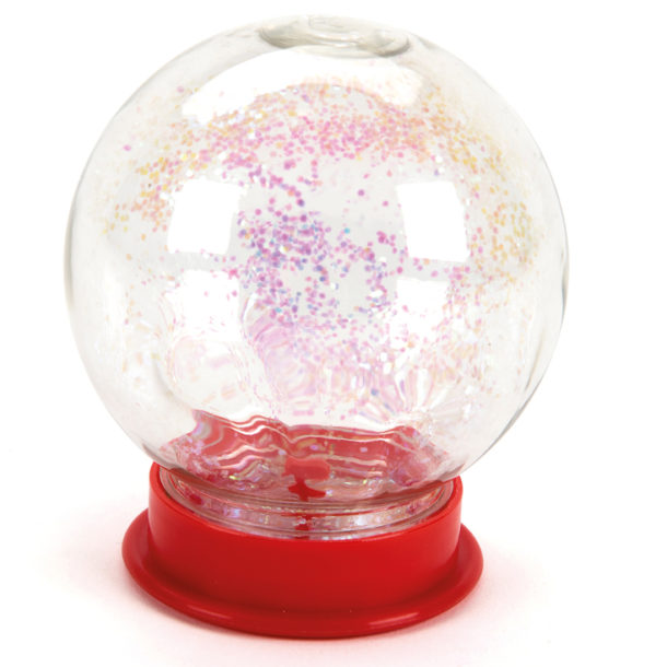snow globe - make your own
