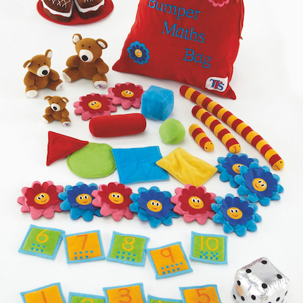 Early Maths Concepts Grab and Go Kit