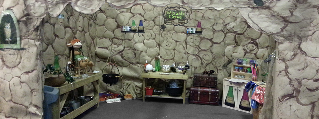 Potions and Concoctions corner