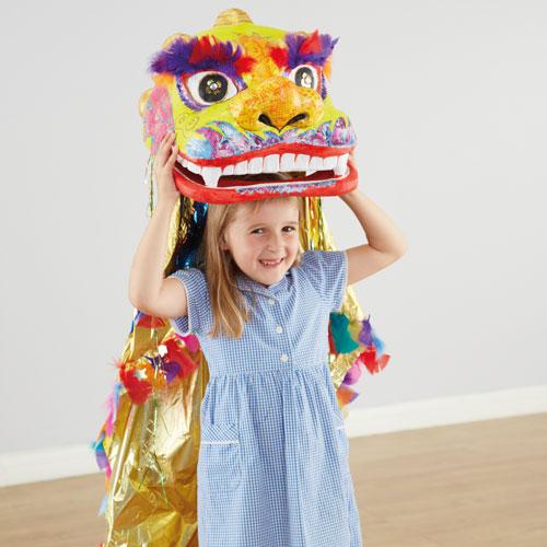 Chinese Dragon costume
