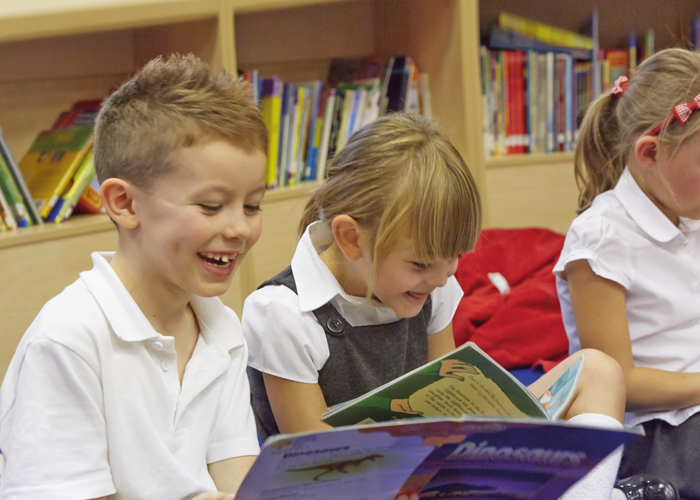 The New National Curriculum - Reading for Pleasure