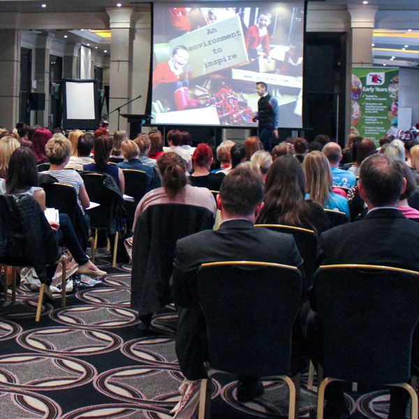 TTS Time for 2's Conference - Manchester 2014