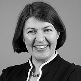 profile image of June O'Sullivan OBE