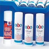 TTS Glue Sticks - new logo