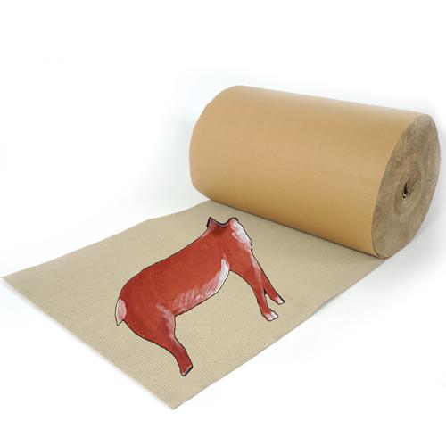 Cardboard On A Roll
