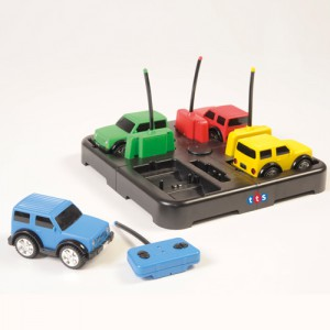 Rugged Racer Remote control cars