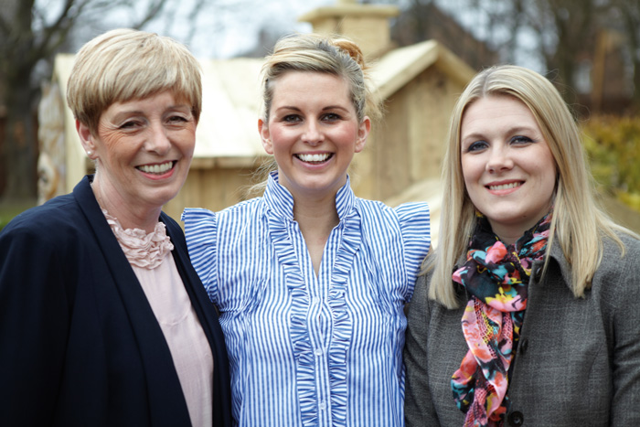 Our experts Sue, Emma and Alexis from Busy Bees