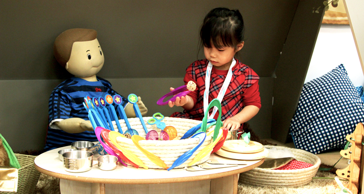 Sharing is caring - Nursery World or Childcare Expo