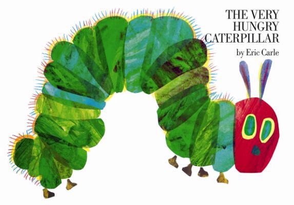 The very hungry caterpiller