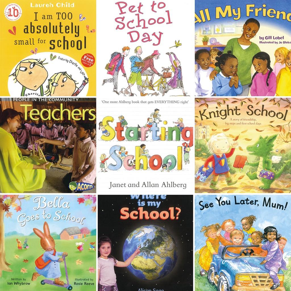 transition books