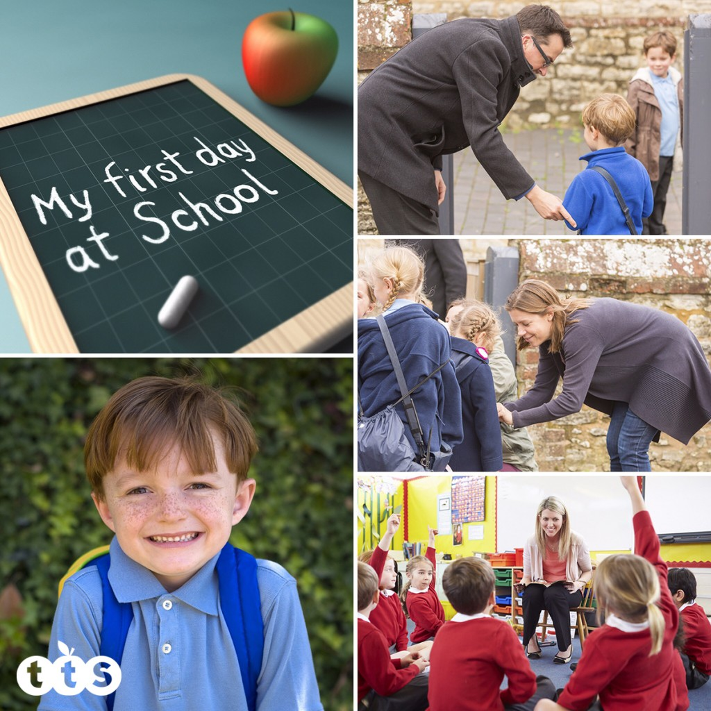 transition from nursery to school