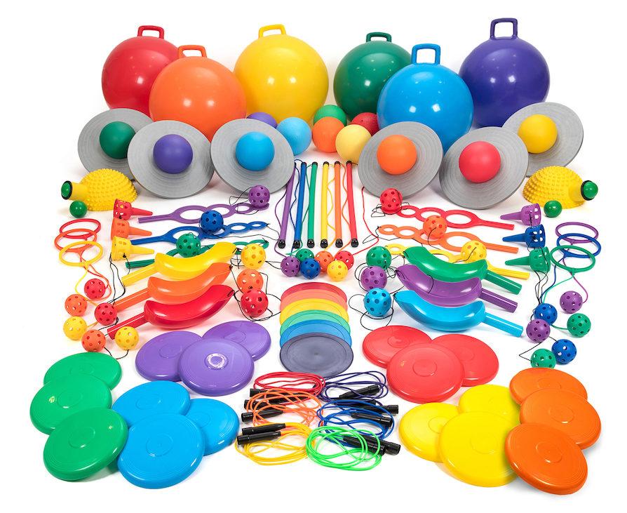 Essential playground PE bundle