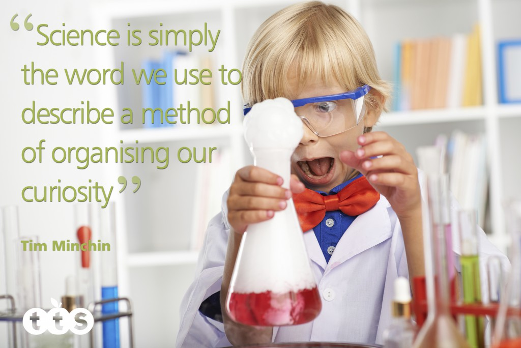 Science classroom ideas