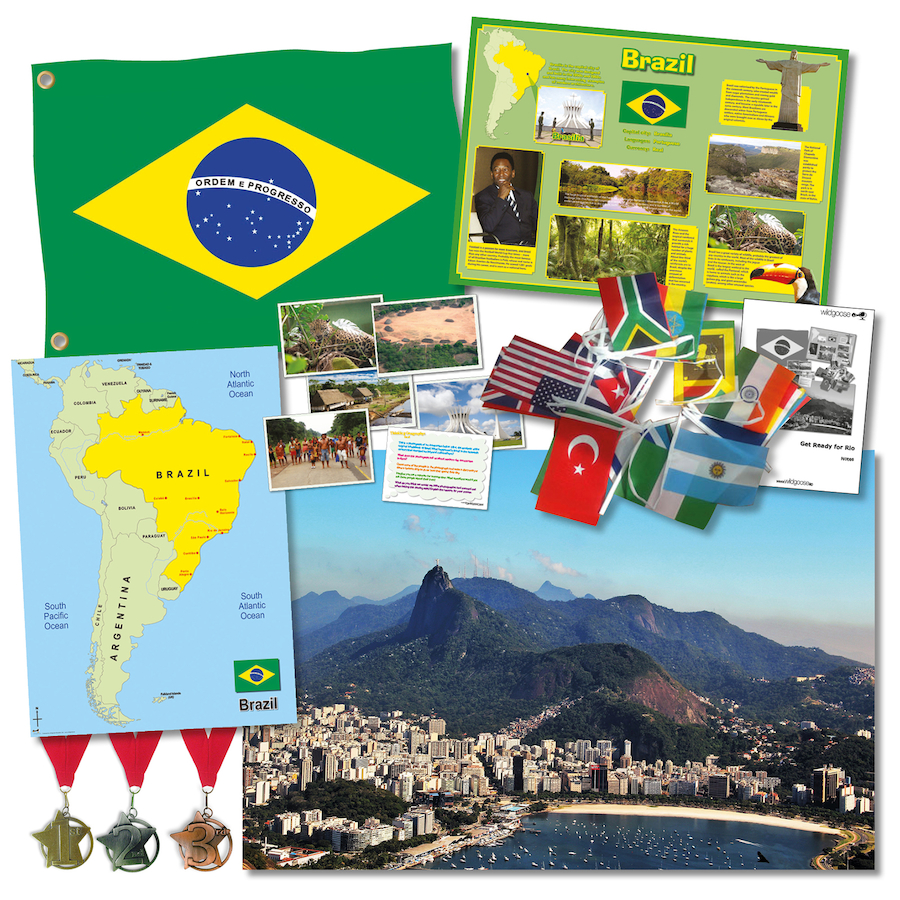 Get Ready for Rio Olympics Pack