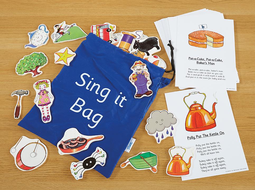 Sing it Bag