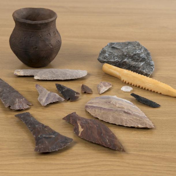 Stone Age Archeobox