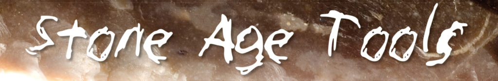 Stone Age Tools and Lesson Ideas