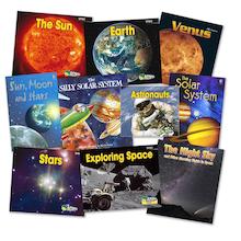 Solar System bookpacks