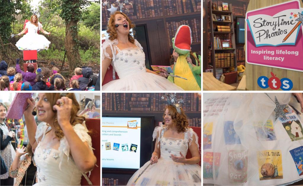 StoryTime Phonics - phonic teaching games
