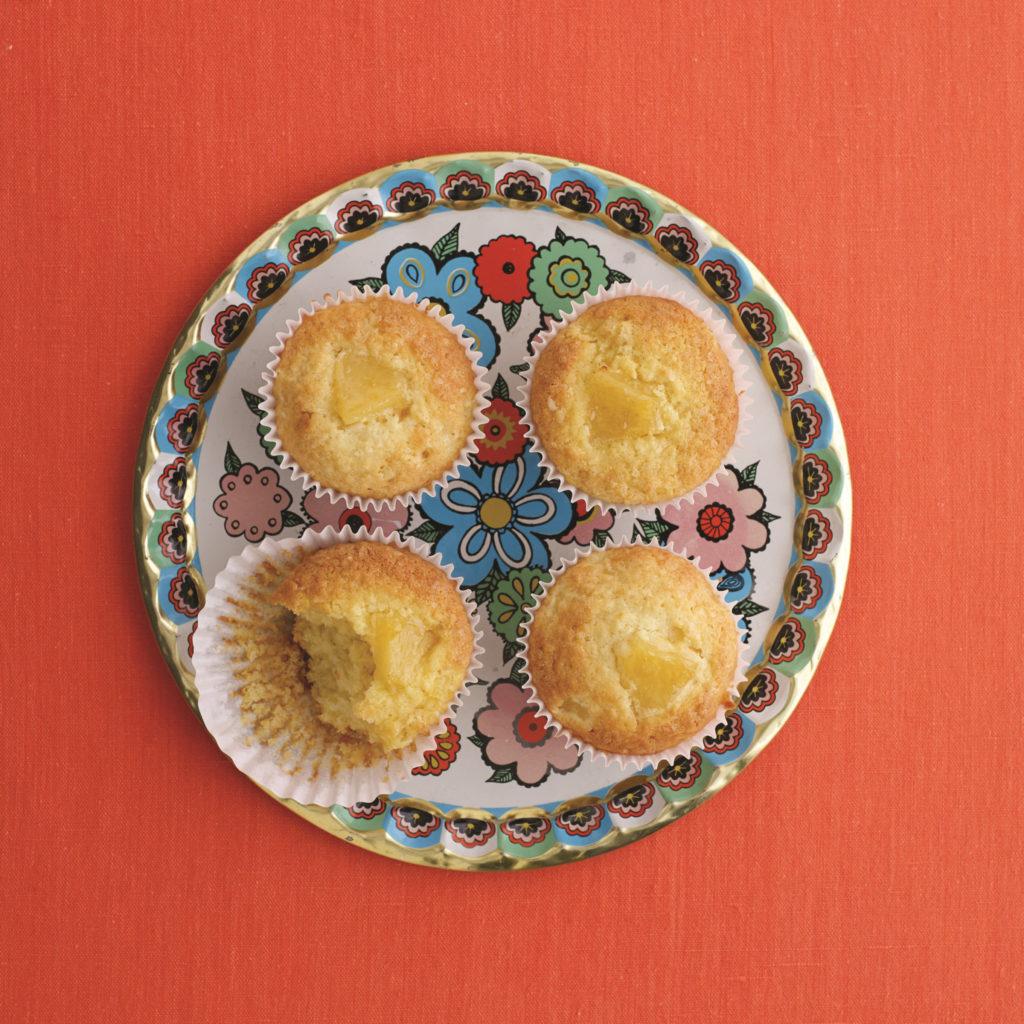 Pineapple Coconut Cakes