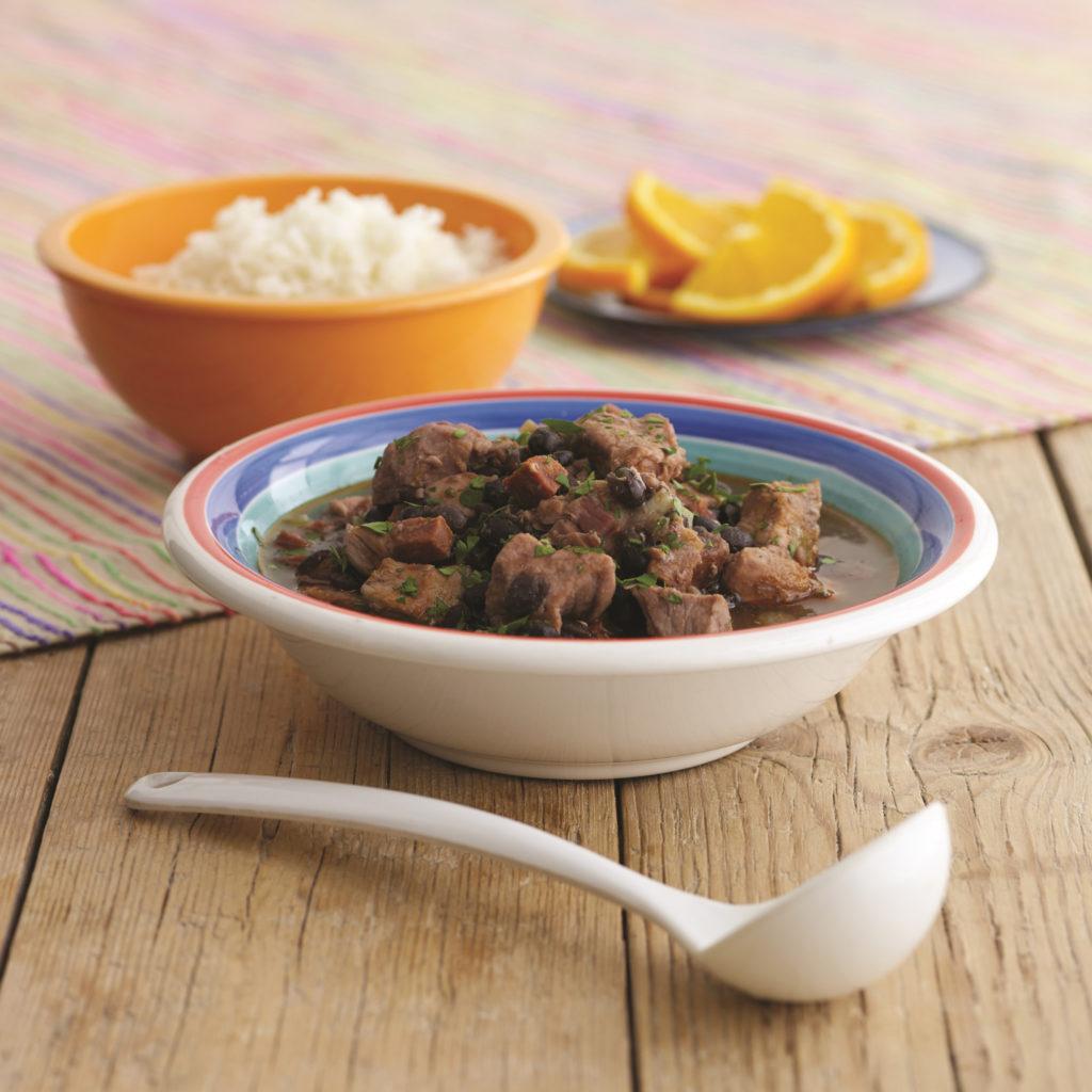 Pork and Bean stew