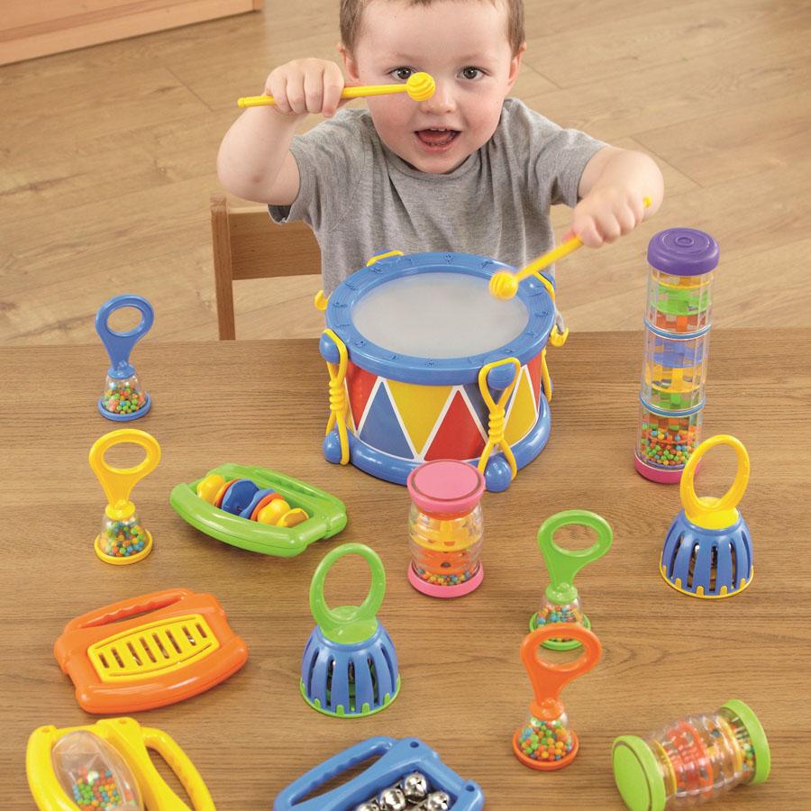 Tiny hands instruments