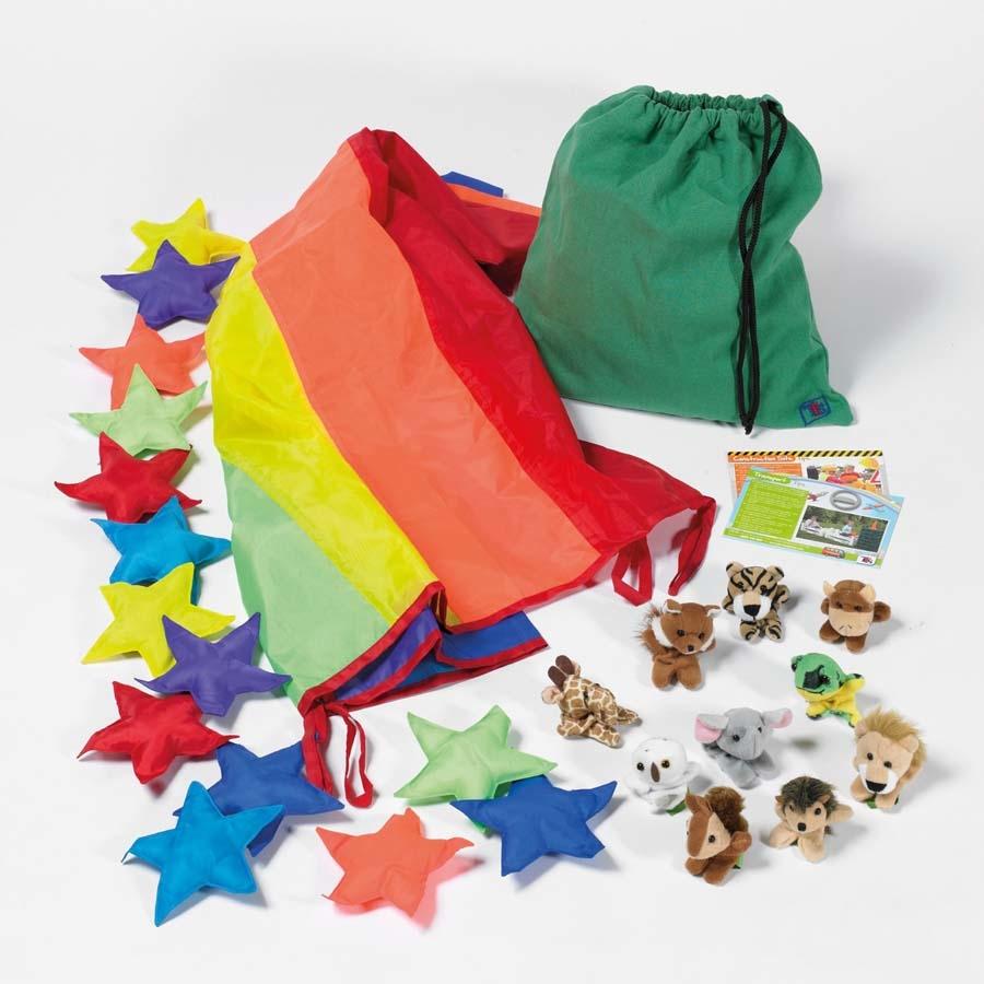 parachute kit