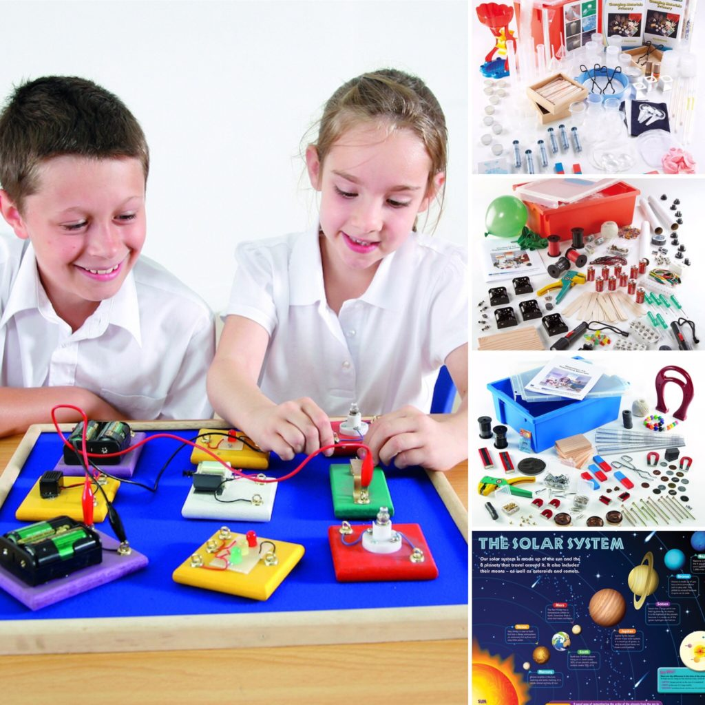 Super science lesson openers for KS1
