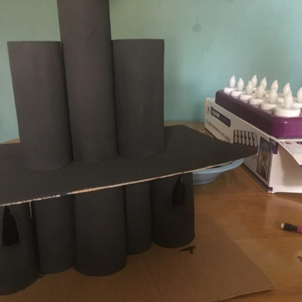 Halloween Castle Craft