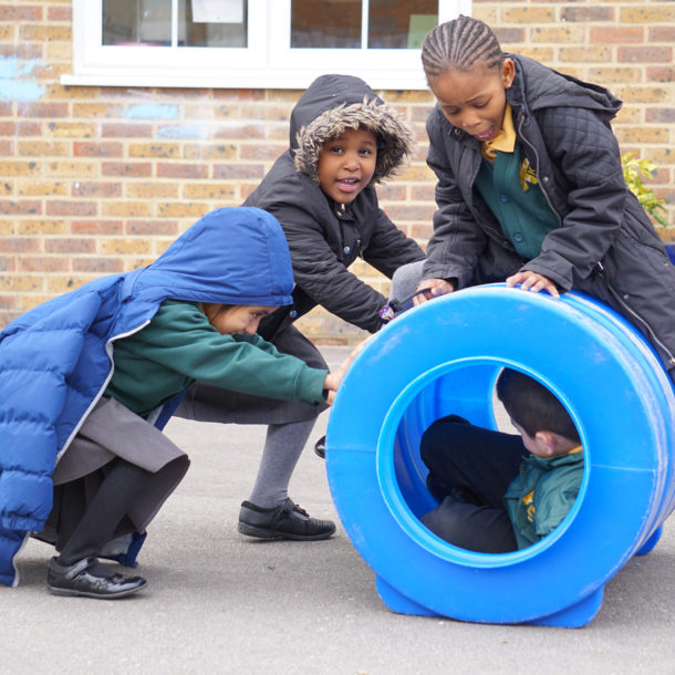 Rotation - outdoor play