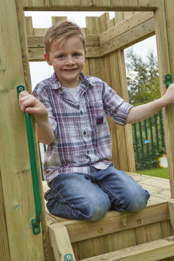 Trajectory - outdoor play