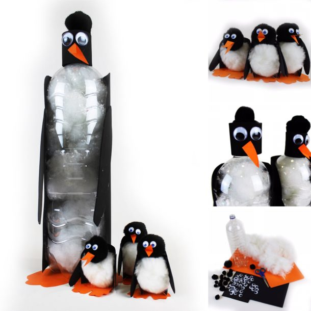 how to make a penguin