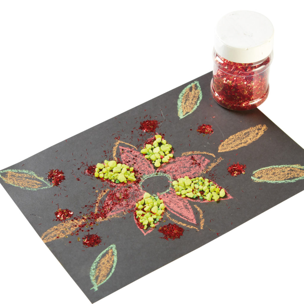 Diwali Rangoli patterns craft