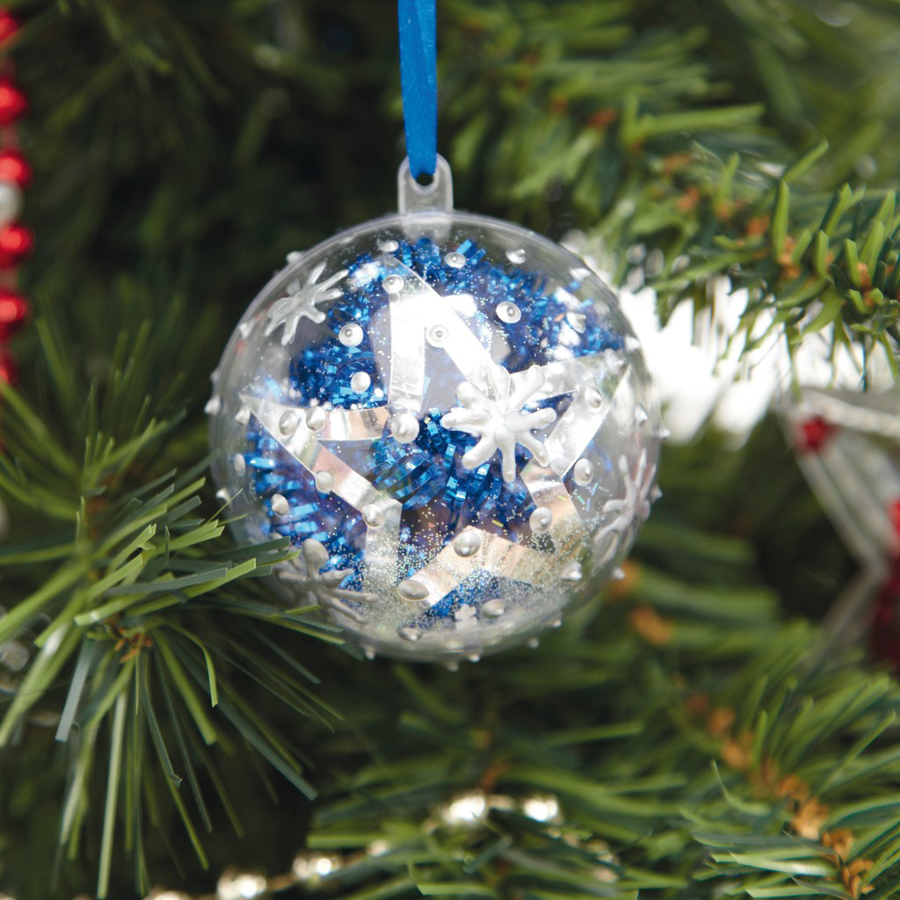 christmas bauble crafts