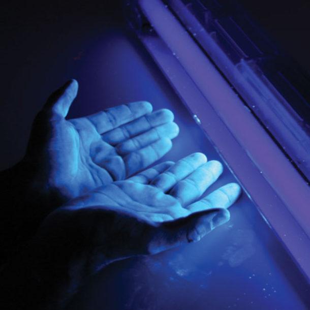 UV experiment