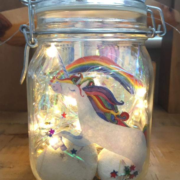 Dream jar BFG roald dahl by Lottie Makes