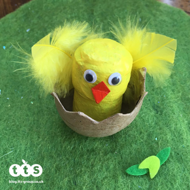 easter chick cork character 2
