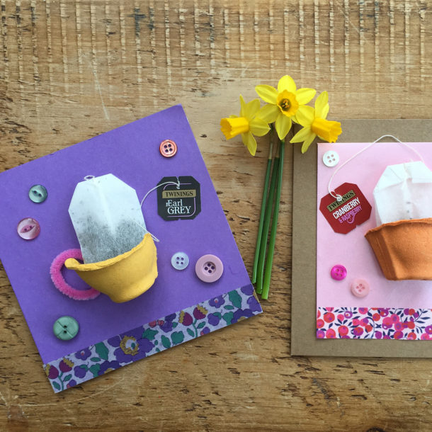 egg box mothers day card SQ