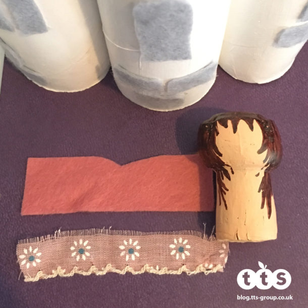 princess cork character 1 by Lottie Makes