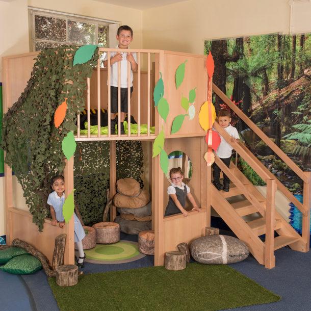 indoor dens