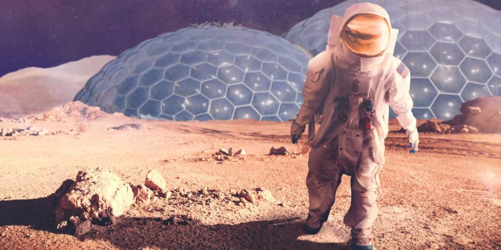 Eden Project Journey into Space