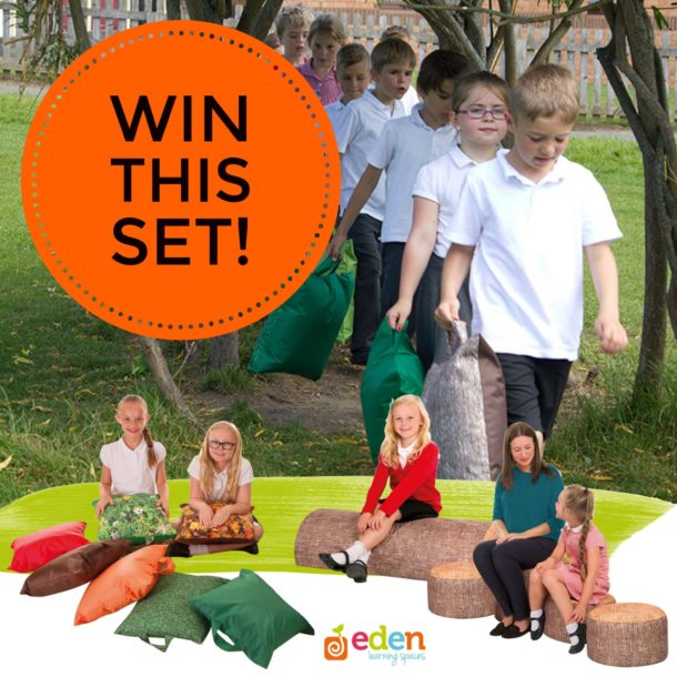 Eden Learning outdoors competition