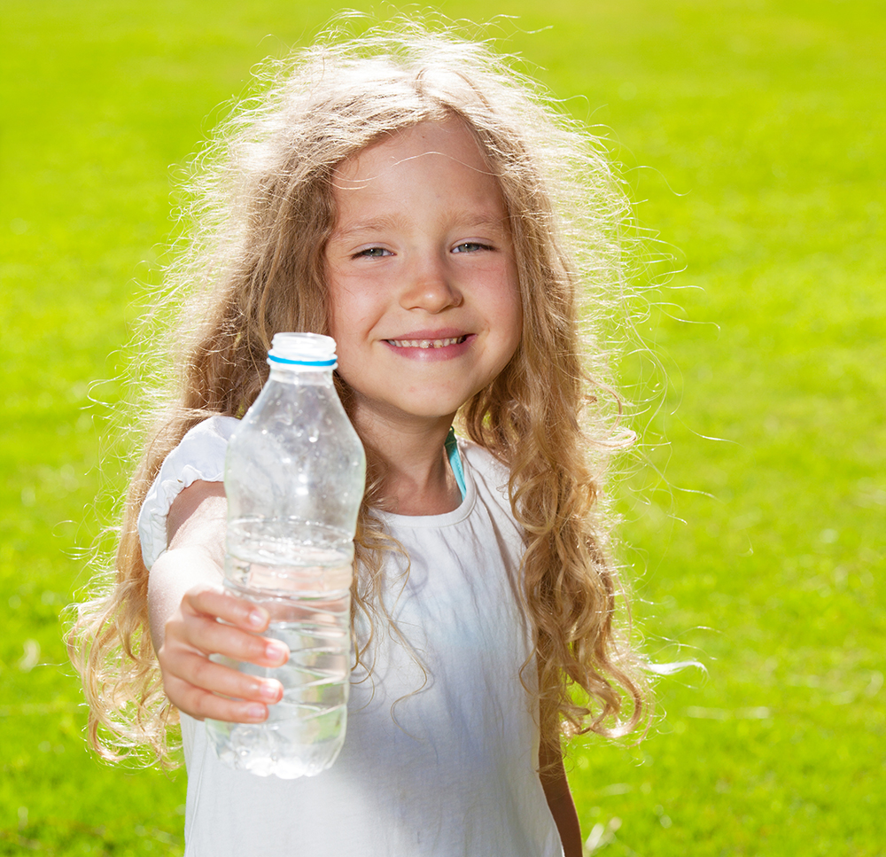 keeping cool in the classroom - water