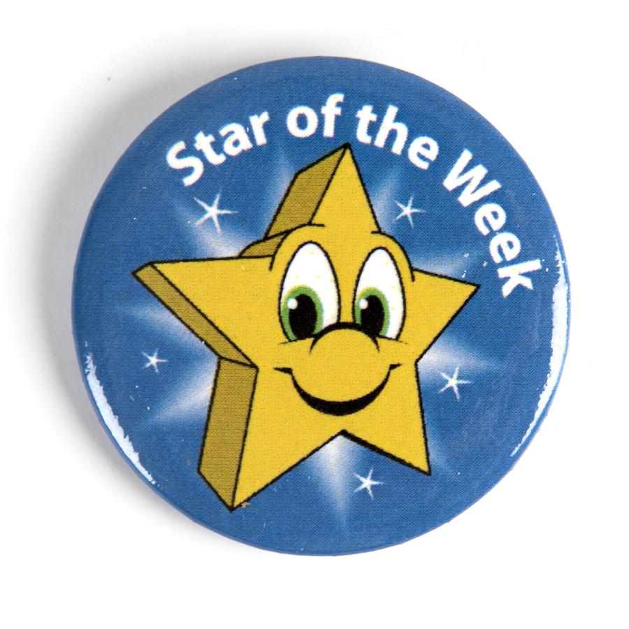 teacher appreciation star of the week