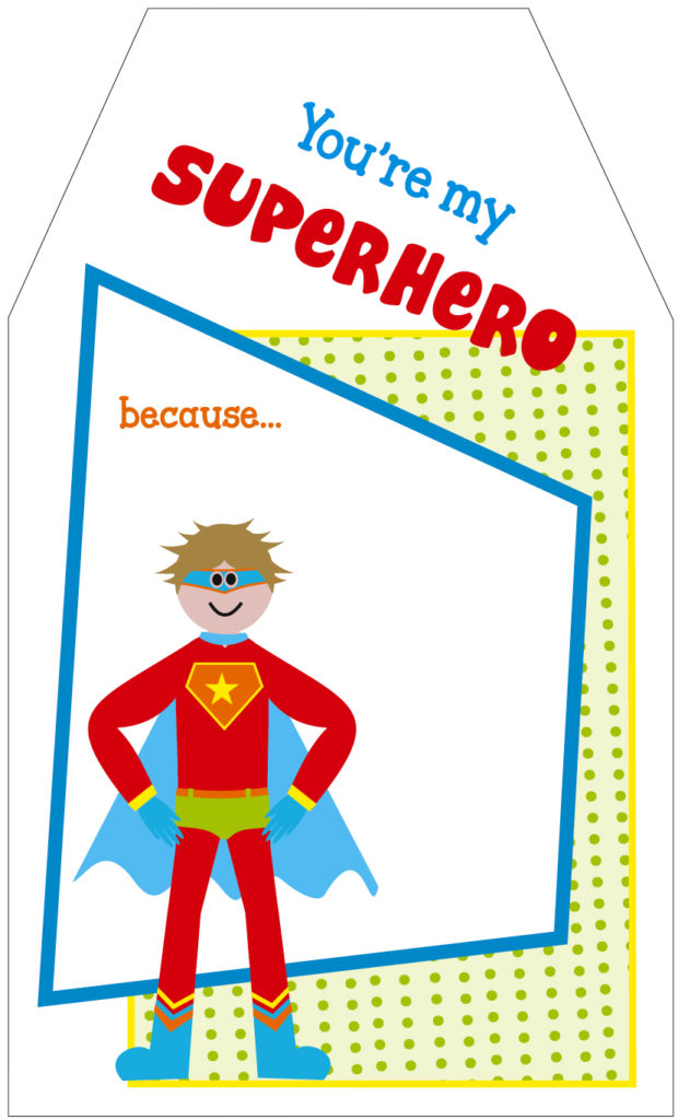 teacher appreciation superhero tag TTS copy
