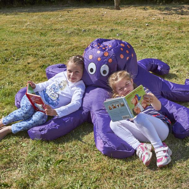 octopus beanbag