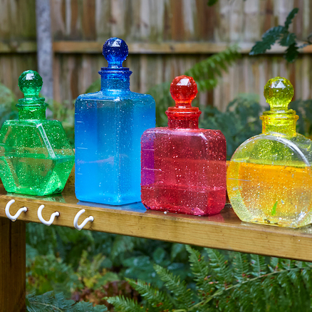 Create powerful learning provocations and possibilities with Potion Bottles