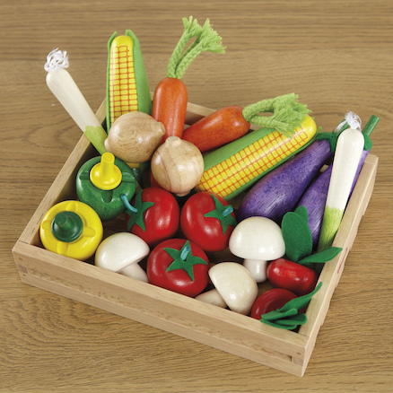 role play fruit and vegetables