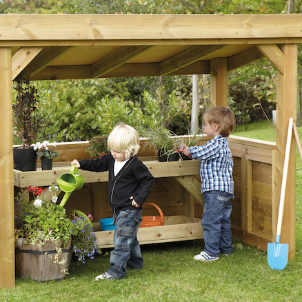 role play gardening