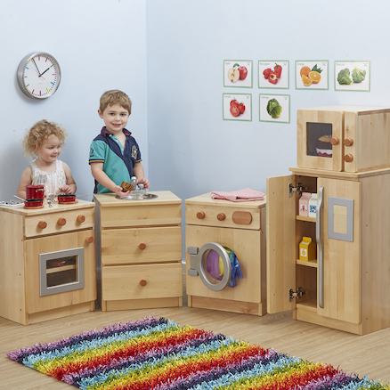 role play kitchen